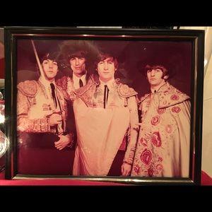 Vintage Beatles photo
